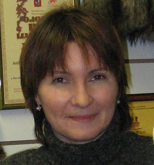 Мартынова Елена Владимировна
